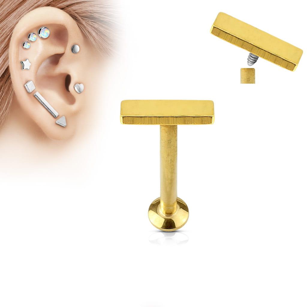 Kolczyk do ucha helix piercing do chrząstki (u85) Piercing4u.pl ... f567a2cc6a3